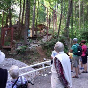 Obisk Zoo Park Rožman dom upokojencev VrhnikaObisk Zoo Park Rožman dom upokojencev Vrhnika